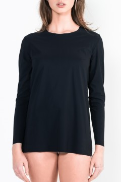 L34 Loose-fit top with long sleeve