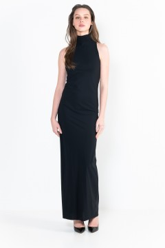 L7 Ter Turtleneck long dress