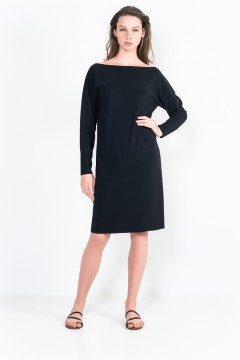 L51 Bis Short Harem dress long sleeves
