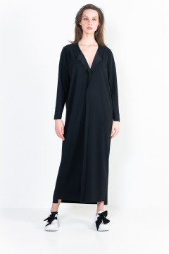 L75 Bis Long length Two pockets shirt Dress