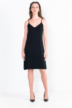 L87 Bis Short dress bias strap
