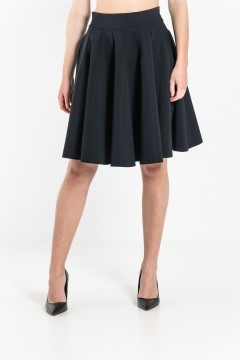 J5 Knee-length umbrella skirt